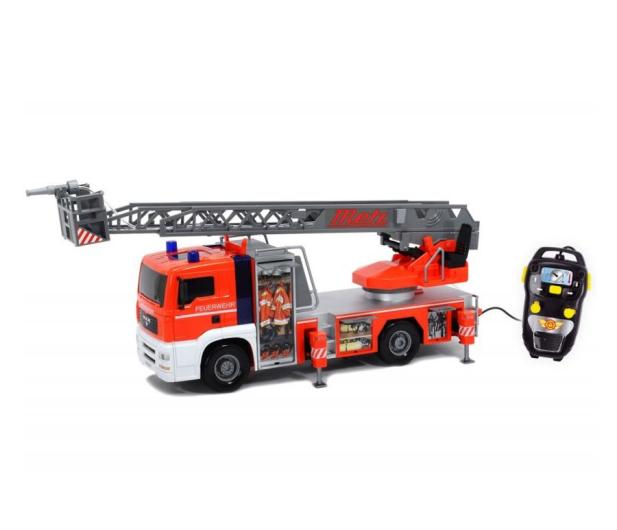 Dickie Toys SOS Straż pożarna Fire Patrol - 407853 - zdjęcie 1