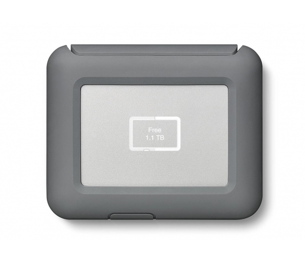 LaCie DJI Copilot 2000GB USB-C - 411512 - zdjęcie