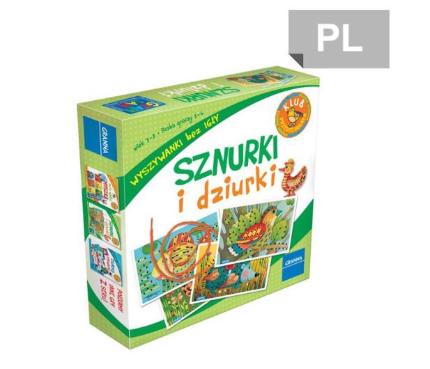 Granna Sznurki i dziurki - 410344 - zdjęcie