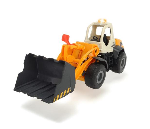 Dickie Toys Spychacz 35 cm - 410783 - zdjęcie 2