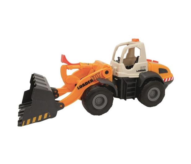 Dickie Toys Spychacz 35 cm - 410783 - zdjęcie 1