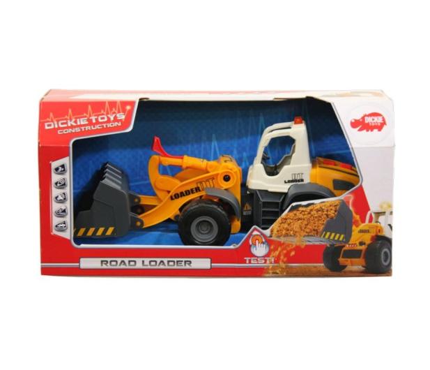 Dickie Toys Spychacz 35 cm - 410783 - zdjęcie 3