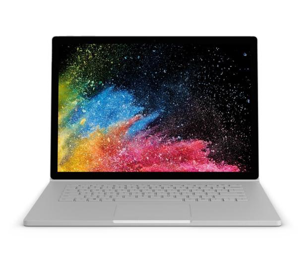 Microsoft Surface Book 2 15 i7-8650U/16GB/512GB/W10P GTX1060 - 412085 - zdjęcie 4