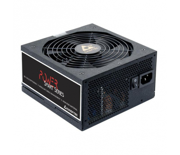 Chieftec Power Smart 650W 80 Plus Gold - 406791 - zdjęcie