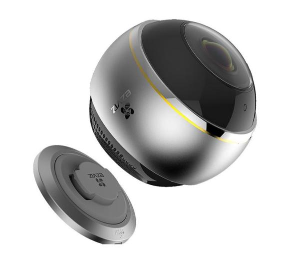 EZVIZ C6P (MiniPano) 360° 3MP LED IR (dzień/noc)  - 406694 - zdjęcie 2