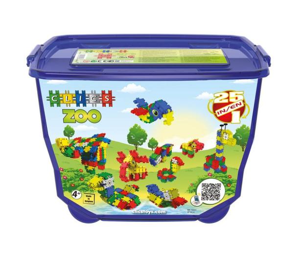 CLICS Zoo Box - 405004 - zdjęcie