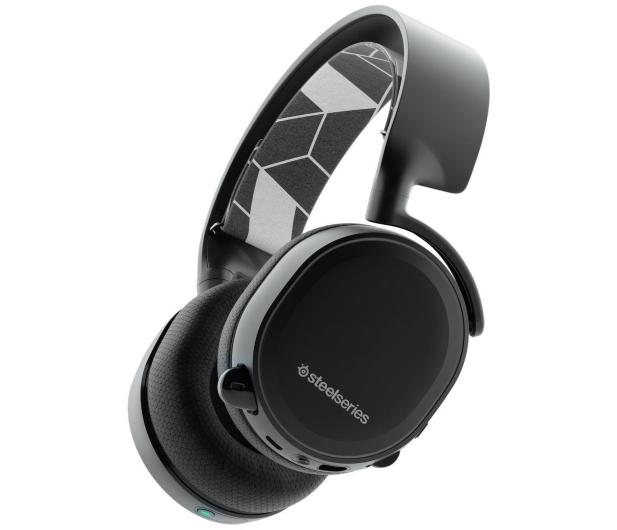 SteelSeries Arctis 3 Bluetooth Czarne  - 408104 - zdjęcie