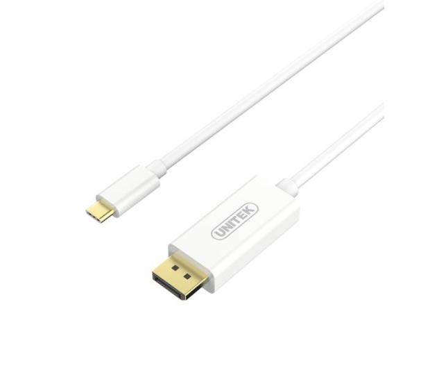 Unitek Kabel USB-C 3.1 - DisplayPort 1,8 m - 408350 - zdjęcie