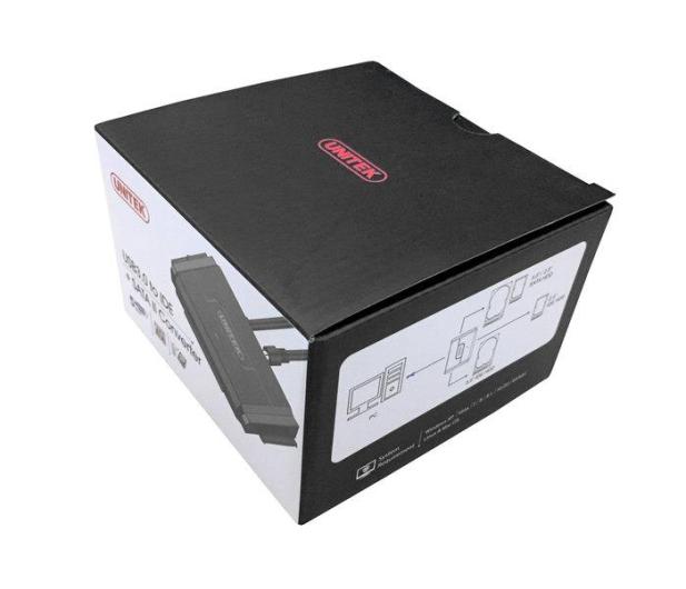 Unitek Mostek USB 3.0 do SATA II i IDE - 408410 - zdjęcie 3