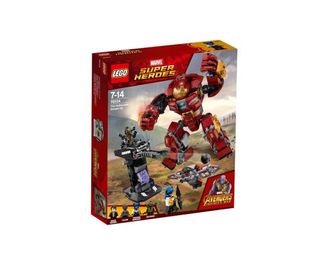 LEGO Marvel Super Heroes Walka w Hulkbusterze - 412823 - zdjęcie