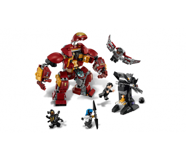 LEGO Marvel Super Heroes Walka w Hulkbusterze - 412823 - zdjęcie 3