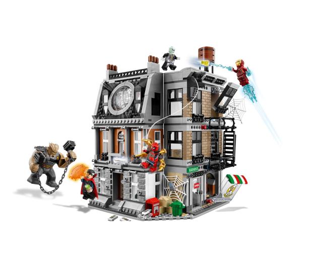 LEGO Marvel Super Heroes Starcie w Sanctum Sanctorum - 412825 - zdjęcie 2