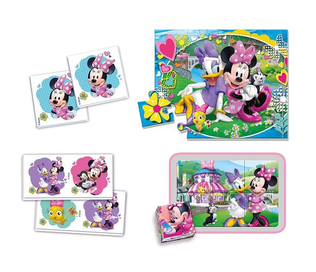 Clementoni Disney Edukit 4w1 Minnie Happy Helpers - 415027 - zdjęcie 2