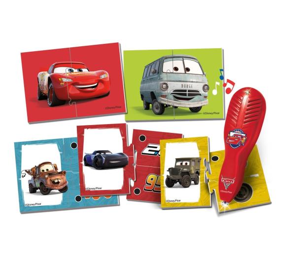 Clementoni Disney Kojarz i ucz się Cars - 415034 - zdjęcie 2