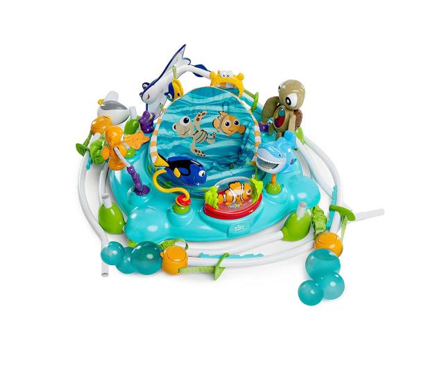Bright Starts Disney Skoczek Gdzie Jest Nemo 60701 - 415788 - zdjęcie 5