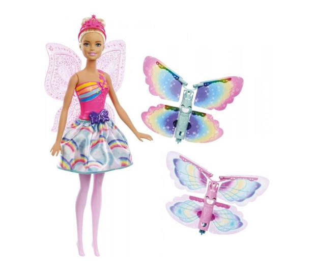 Barbie Dreamtopia Wróżka latające skrzydełka - 416107 - zdjęcie