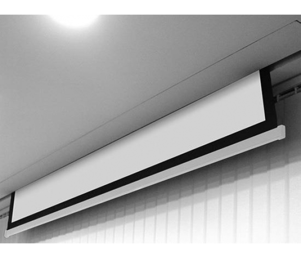 """Avtek Ekran elektryczny 115"""" 235x176,2 4:3 Biały matowy - 416887 - zdjęcie 3"""