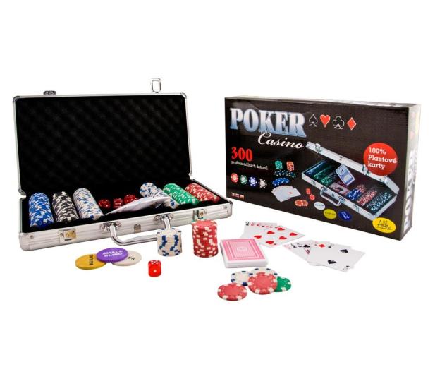 Albi Poker - 300 żetonów - 414703 - zdjęcie 2