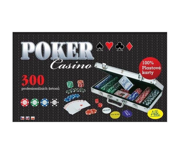 Albi Poker - 300 żetonów - 414703 - zdjęcie 3
