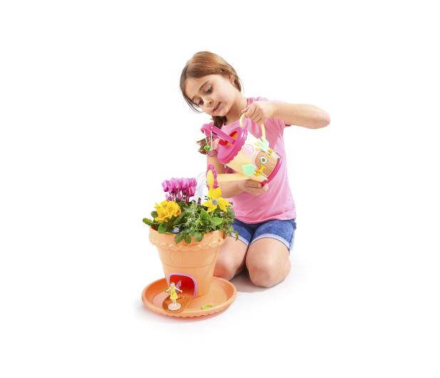 TOMY My Fairy Garden Liliowy ogród - 416793 - zdjęcie 3
