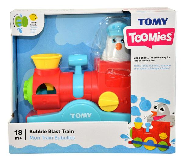 TOMY Toomies Bąbelkowa Ciuchcia - 371316 - zdjęcie 4