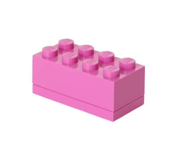 POLTOP LEGO Mini Box 8 - Jasny fiolet - 413090 - zdjęcie