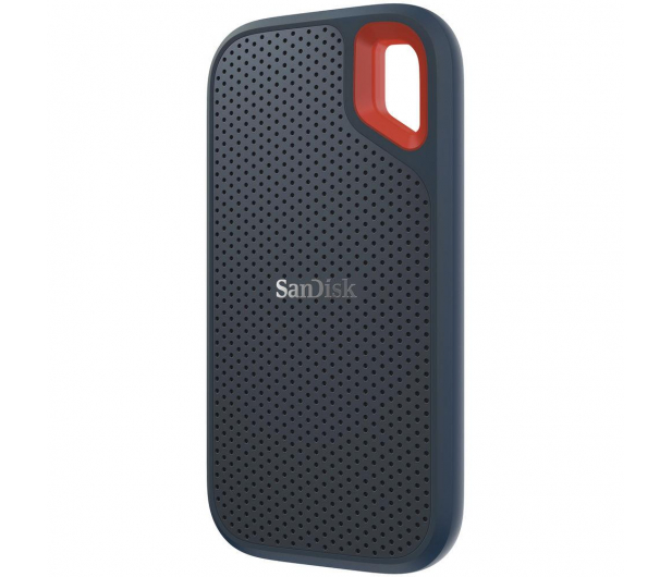 SanDisk Extreme Portable SSD 500GB USB 3.1 Granatowy - 417535 - zdjęcie 2