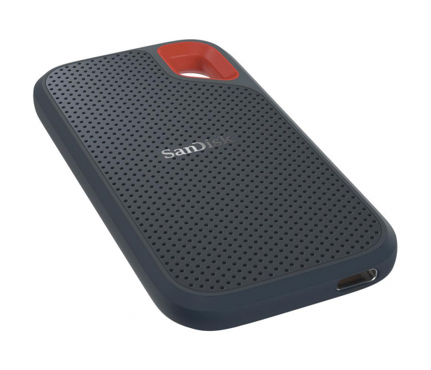 SanDisk Extreme Portable SSD 500GB USB 3.1 Granatowy - 417535 - zdjęcie 3