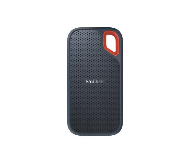 SanDisk Extreme Portable SSD 500GB USB 3.1 Granatowy - 417535 - zdjęcie