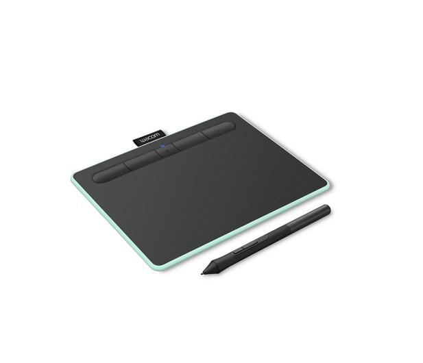 Wacom Intuos BT S Pen i Bluetooth pistacjowy - 413274 - zdjęcie 2
