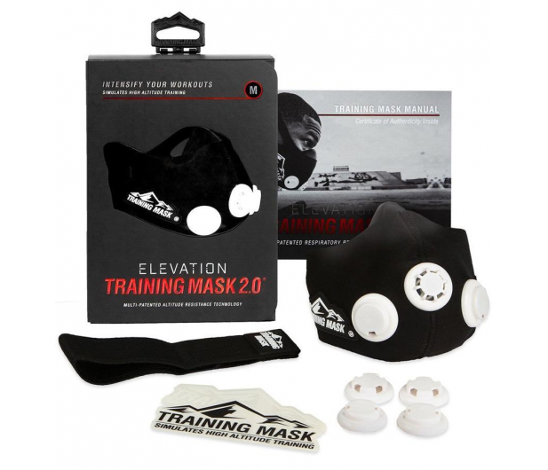 Training mask 2.0 Original M - 413349 - zdjęcie 3