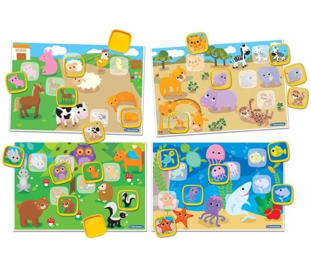 Clementoni Loteryjka zwierzątek - 414981 - zdjęcie 2