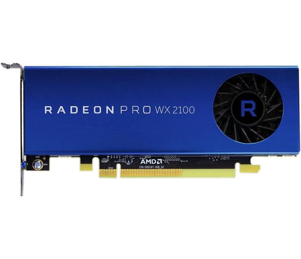 AMD Radeon Pro WX 2100 2GB GDDR5 - 418777 - zdjęcie 3