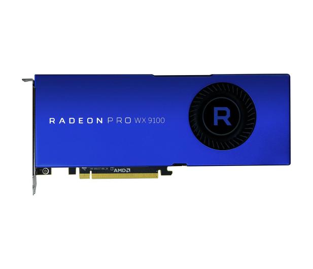 AMD Radeon Pro WX 9100 16GB HBM2 - 418771 - zdjęcie