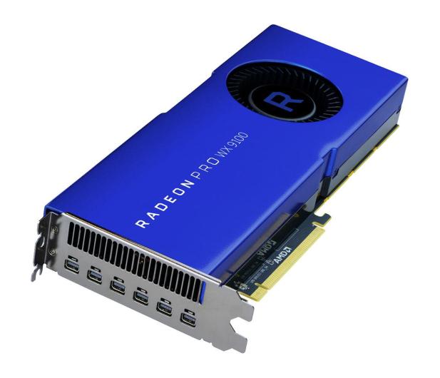 AMD Radeon Pro WX 9100 16GB HBM2 - 418771 - zdjęcie 3