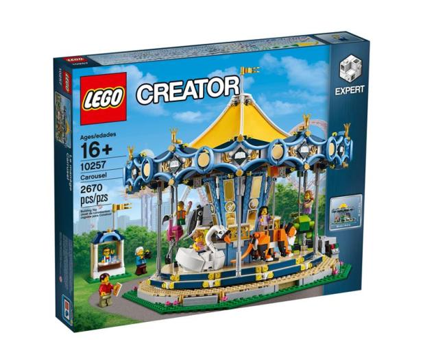 LEGO Creator Karuzela - 415969 - zdjęcie