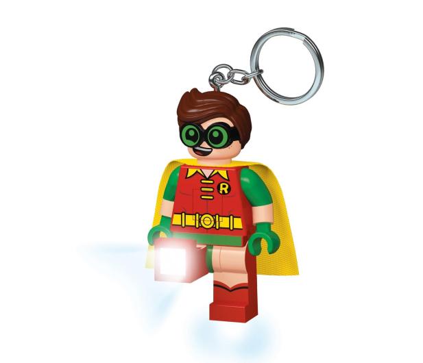 POLTOP LEGO Batman Movie Robin brelok z latarką - 417782 - zdjęcie 2