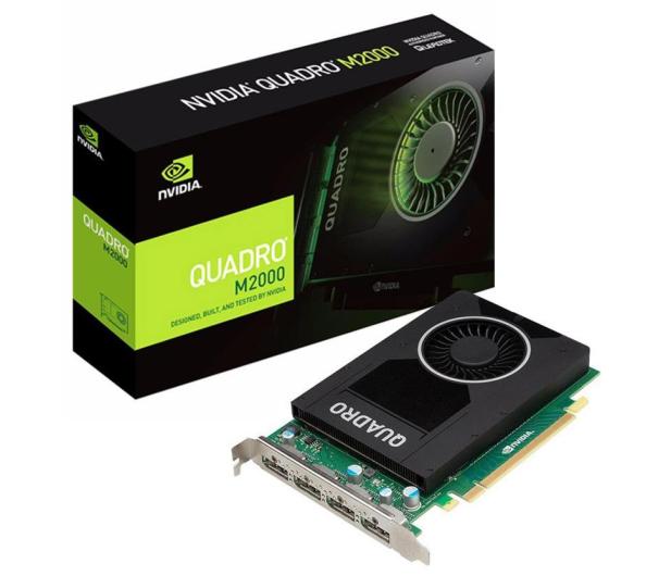 PNY NVIDIA Quadro M2000 4GB GDDR5 - 383018 - zdjęcie