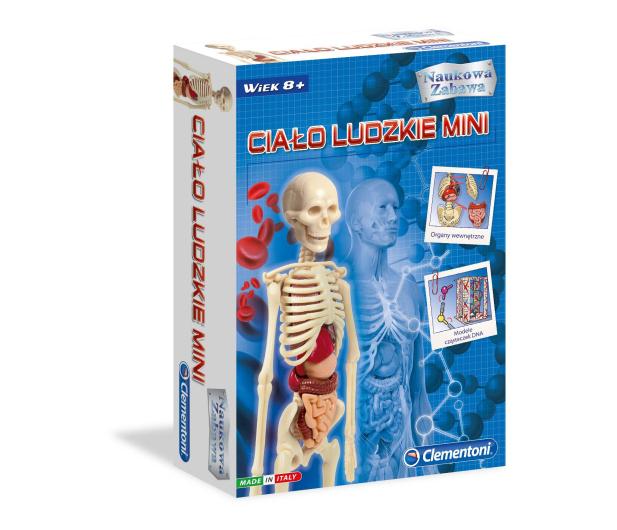 Clementoni Ciało ludzkie mini - 415243 - zdjęcie