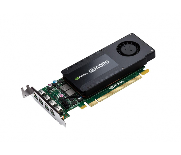 PNY Quadro K1200 DVI 4GB GDDR5  - 421019 - zdjęcie 3