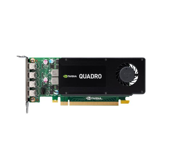 PNY Quadro K1200 DVI 4GB GDDR5  - 421019 - zdjęcie 2