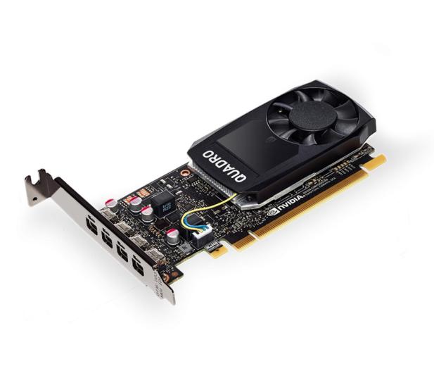 PNY Quadro P1000 DVI 4GB GDDR5 - 421022 - zdjęcie 3