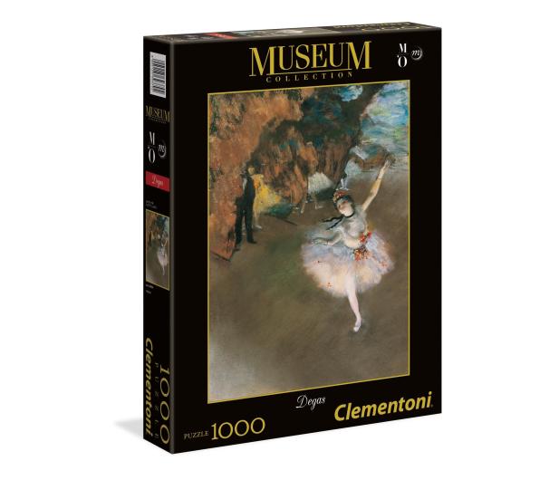 Clementoni Puzzle Museum L'etoile - 417048 - zdjęcie