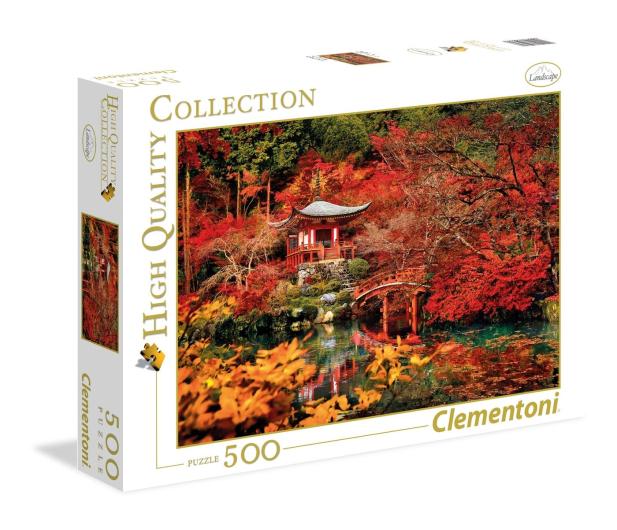 Clementoni Puzzle HQ  Orient Dream - 417079 - zdjęcie
