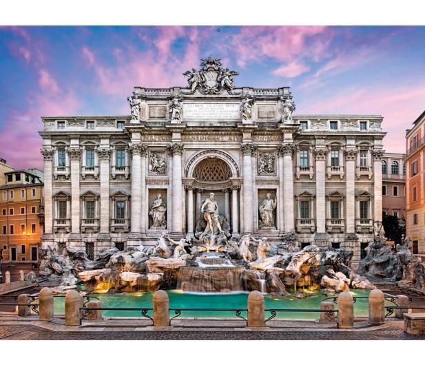Clementoni Puzzle HQ Trevi Fountain - 417076 - zdjęcie 2