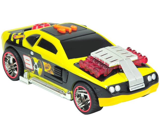 Dumel Toy State Hot Wheels Flash Drifter Hollowback - 416844 - zdjęcie