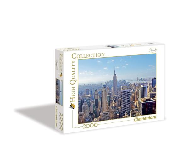 Clementoni Puzzle HQ  New York - 417259 - zdjęcie 3