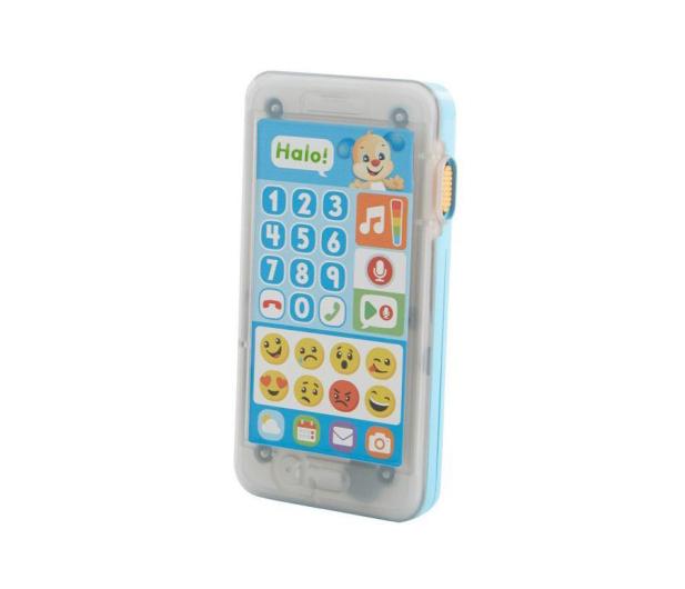 Fisher-Price Uczący smartfonik Szczeniaczka  - 416937 - zdjęcie