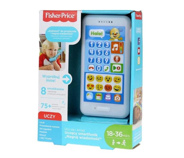 Fisher-Price Uczący smartfonik Szczeniaczka  - 416937 - zdjęcie 3