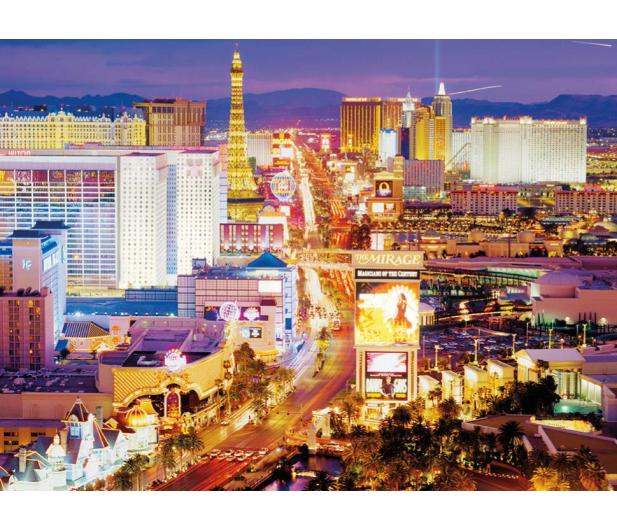 Clementoni Puzzle HQ  Las Vegas - 417268 - zdjęcie 2